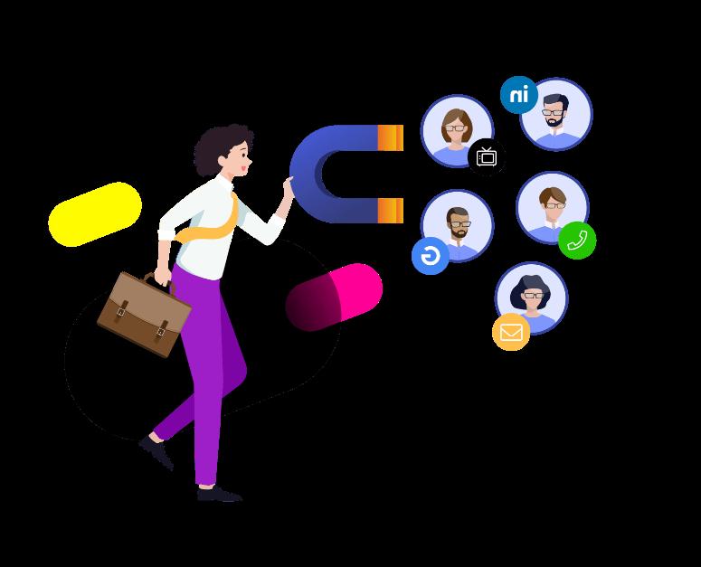 Monitorowanie źródeł kontaktów w systemie CRM