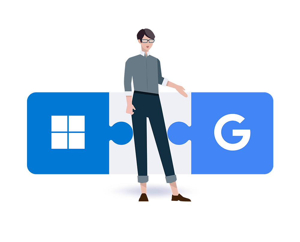 CRM zintegrowany z Google i Microsoft