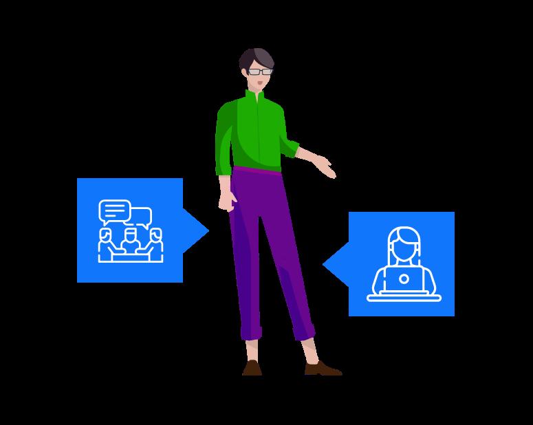 Zarządzanie obiegiem informacji w systemie CRM BPMS