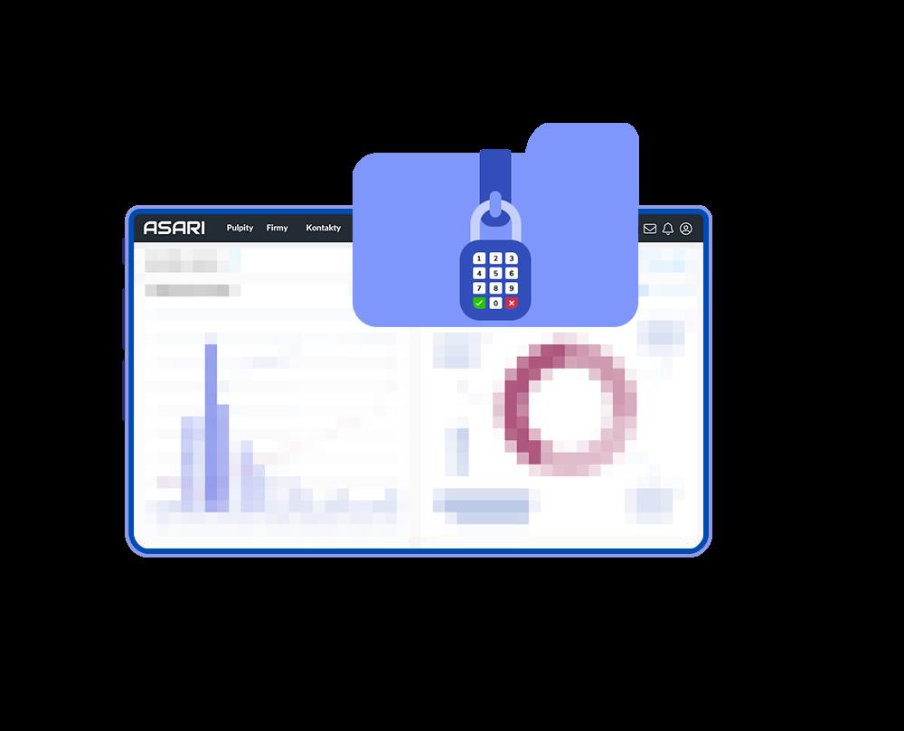 System ASARI CRM Ochrona danych osobowych