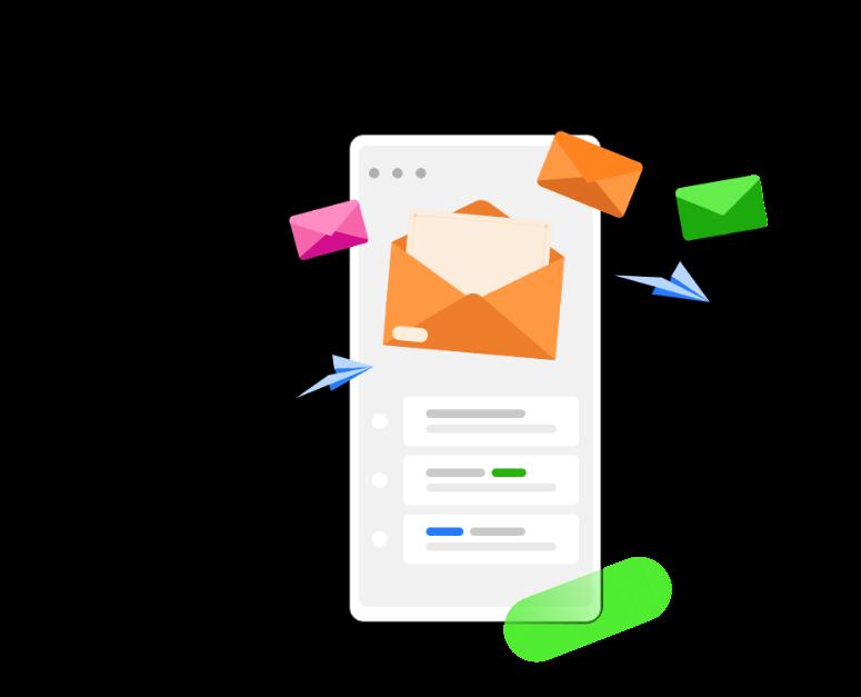 Komercyjna poczta e-mail