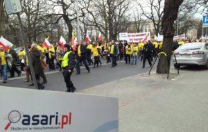 Manifestacja: Kompetencja i Bezpieczeństwo Nieruchomości
