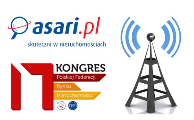 Relacja z XVII Kongresu PFRN na żywo w Internecie