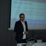 Michał Rozwałka prezentuje oprogramowanie ASARI