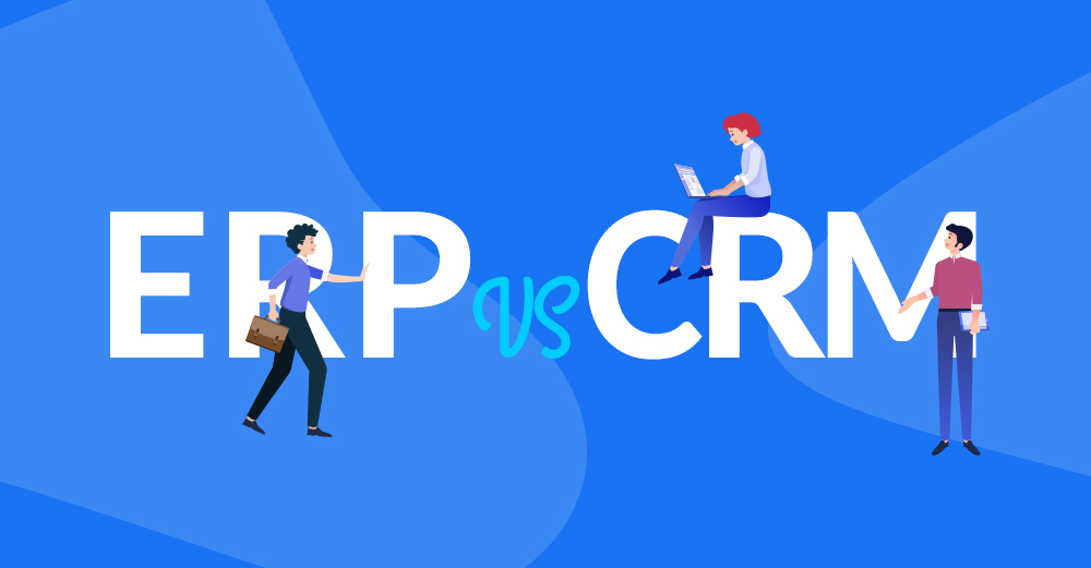System ERP vs CRM