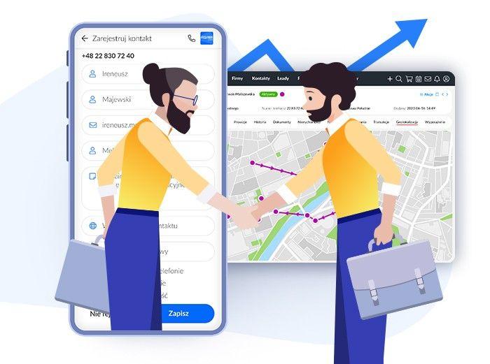 ASARI Tracker - monitoring telefonu ułatwia zarządzanie zespołem pracowników