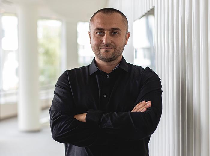 Mikołaj Stępień - CEO ASARI