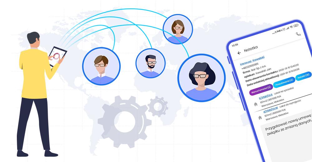 ASARI Tracker - aplikacja do monitoringu telefonu i pracy zdalnej