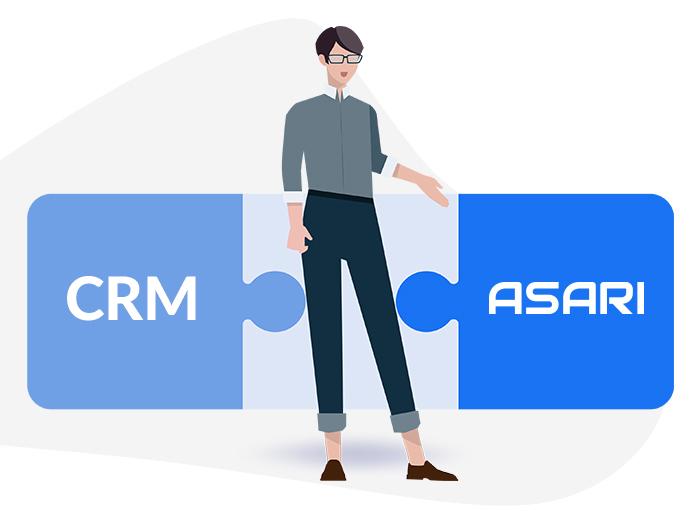 Dlaczego warto wybrać system ASARI CRM?