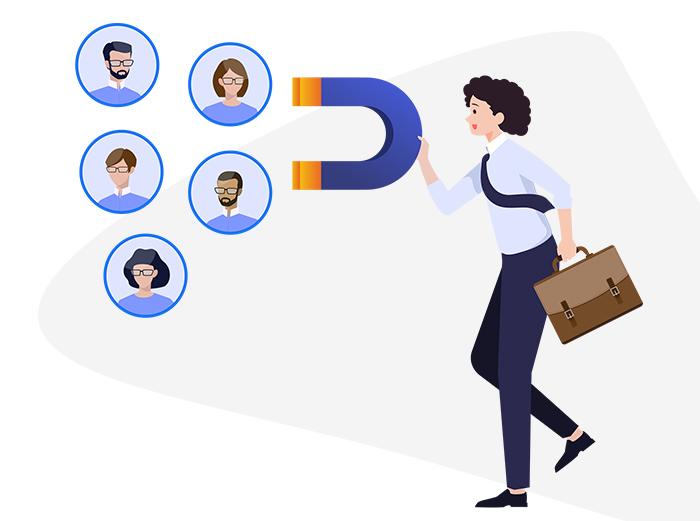 System CRM ułatwia pozyskiwanie nowych klientów