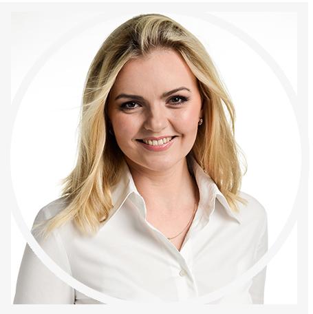 Barbara Chalińska - biuro nieruchomości Moje Nowe M