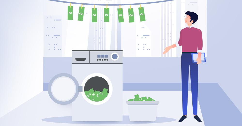 AML ustawa o praniu brudnych pieniędzy