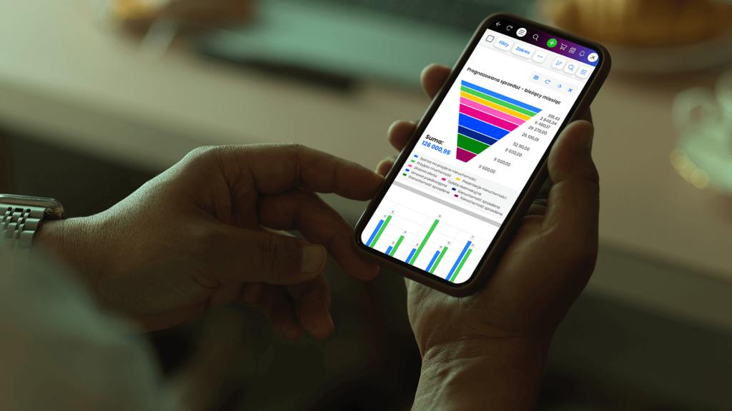 Aplikacja mobilna CRM