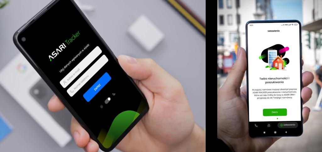 Aplikacja na telefon do geolokalizacji pracowników